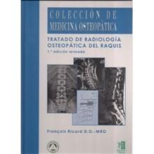 Tratado De Radiologia Osteopatica Del Raquis