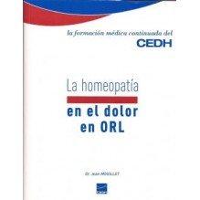 La homeopatia en el dolor en ORL