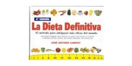 La Dieta Definitiva Jose Antonio Campoy Pdf