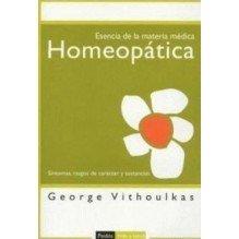 Esencia De La Materia Medica Homeopatica  (vida Y Salud)