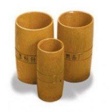 Ventosas De Bambu 3 Piezas