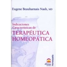 Indicaciones Caracteristicas De Terapeutica Homeopatica