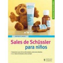 Sales De Schussler Para Niños
