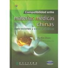 Compatibilidad Entre Materias Medicas Chinas