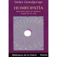 Homeopatia Remedios Para Las Distintas Etapas