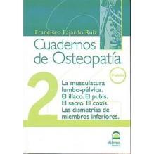 Cuadernos De Osteopatia 2: Musculatura Lumbo-pelvica Iliaco Pelvis