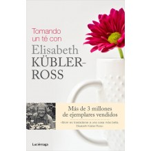 Tomando un té con Elisabeth Kübler-Ross