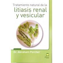 Tratamiento natural de la litiasis renal y vesicular
