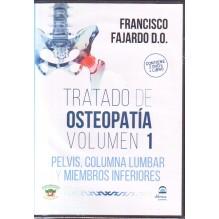 Tratado de osteopatía Volumen 1 (libro+ 2 DVD)