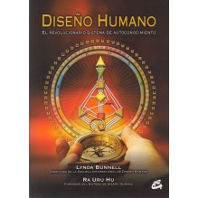 portada Diseño Humano de Lynda Bunnell y Ra Uru Hu 9788484454861