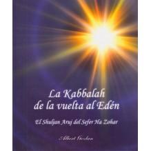 La Kabbalah De La Vuelta Al Eden- TOMO I