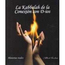 portada La Kabbalah De La Conexion Con D-ios de Albert Gozlan 9788461573318