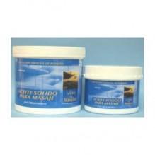Aceite Solido Para Masaje Con Aceite Esencial De Romero 500 Ml.