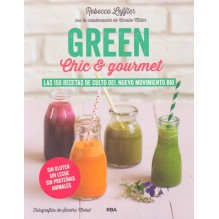 portada Green, Chic & Gourmet Por Rebecca Leffler 9788415541882