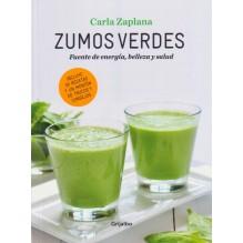 portada Zumos verdes, por Carla Zaplana, 9788416220199