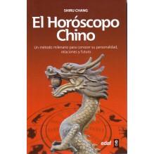 portada El Horóscopo Chino. Por Shiru Chang. ISBN 9788441430976