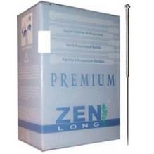 Agujas 0.25 X 40mm Premium Marca Zen Long