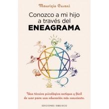 Conozco a mi hijo a través del eneagrama, por Maurizio Cusani. ISBN: 9788491110606