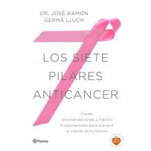 Los siete pilares anticáncer. Por José Ramón Germà Lluch. ISBN: 9788408149521