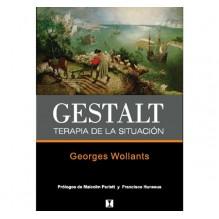Gestalt, terapia de la situación. Por Georges Wollants. ISBN 9789562421331