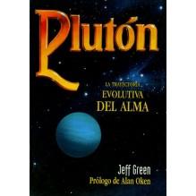 Plutón, la trayectoria evolutiva del alma humana (Jeff Green) Ed Luis Carcamo ISBN 9788476270486