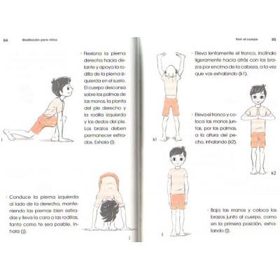 Meditación Para Niños Ramiro Calle Ed Kairós Isbn 9788499884974