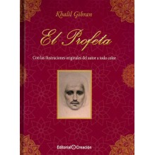 El profeta (Khalil Gibran) Ed. Creación. ISBN: 9788415676430