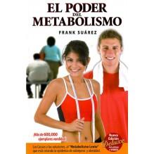 El poder del metabolismo (Frank Suárez) Ed. Metabolic Press (Oceano) ISBN: 9780988221802