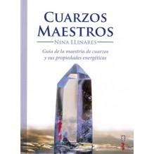 Cuarzos maestros (Nina Llinares) Ed. Edaf  ISBN: 9788441436527