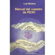 Manual del maestro de Reiki (Luis Moreno) Ed. Mandala, 2016 ISBN: 9788416316847