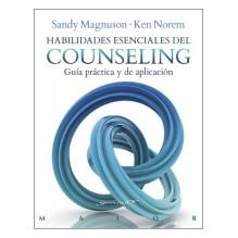 Habilidades esenciales del counseling, por Sandy MAGNUSON , Ken NOREM. Ed. Desclee de Brouwer, 2016