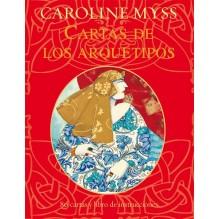 Cartas de los arquetipos (libro + cartas), por Caroline Myss. Ed. Gaia