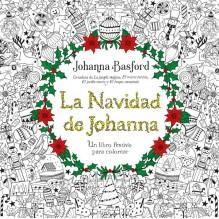 La navidad de Johanna, por Johanna Basford. Ed.Terapias Verdes
