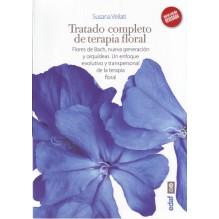 Tratado Completo De Terapia Floral | Susana Veilati  | ed. Edaf