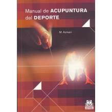 Manual de acupuntura del deporte (Color), por M. Azmani. Ed. Paidotribo