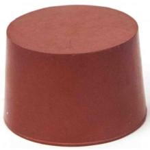 Taco activador de goma para Diapasón. Complemento para los diapasones energéticos de sonoterapia