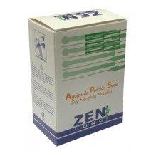 Agujas de punción seca con Guía para fisioterapia 0,25X25 mm