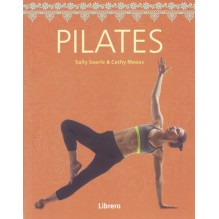 Pilates, por Cathy Meeus & Sally Searle. Ed. Librero