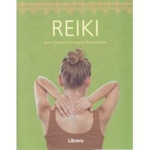 Reiki, por Anne Charlish, Angela Robertshaw. Ed. Librero