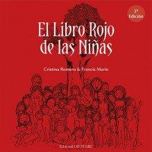 El libro rojo de las niñas, por Cristina Romero. Ed. Ob Stare