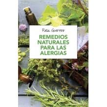 Remedios naturales para las alergias, por Rosa Guerrero. Ed. Integral