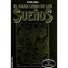 El gran libro de los sueños, por Emilio Salas. Editorial: MARTINEZ ROCA