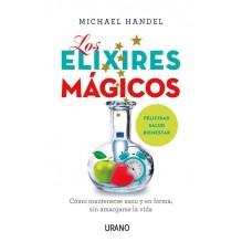 Los elixires mágicos, por Michael Handel. Editorial Urano