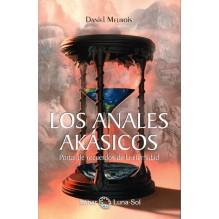Los anales akásicos, por Daniel Meurois. Ediciones Isthar Luna-Sol