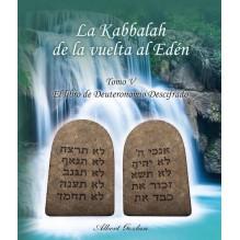 La Kabbalah de la vuelta al Edén - Tomo V
