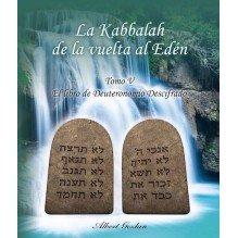 La Kabbalah de la vuelta al Edén - Tomo 5, por Albert Gozlan.