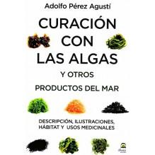 Curación con la algas y otros productos del mar