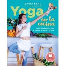 Yoga en la cocina, de Zaira Leal. Ediciones Urano