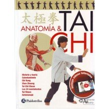 Anatomía & Tai Chi, por Isabel Romero Albiol, David Curto Secanella. Editorial Paidotribo
