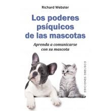 Los poderes psíquicos de las mascotas, por Richard Webster Ediciones Obelisco
